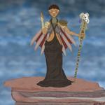 The Wasteland Priestess by Slave2Karma