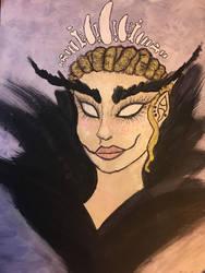 Corvid Queen by Slave2Karma