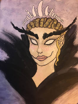 Corvid Queen