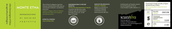 sciaraviva : label by ficod