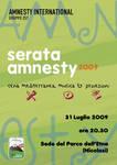 Serata Amnesty 2009