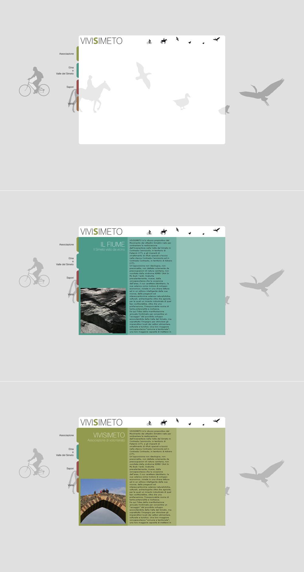 Vivisimeto web by ficod