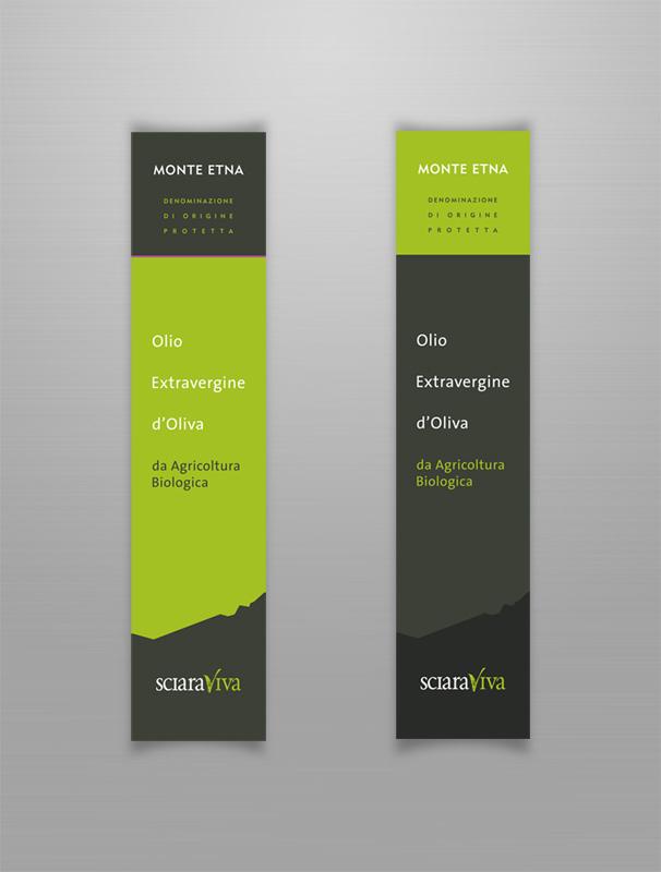 sciaraviva : Monte Etna label