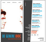 de genere doc - flyer