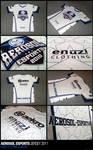Aerosol eSports Jersey 2011 v2 by aekro