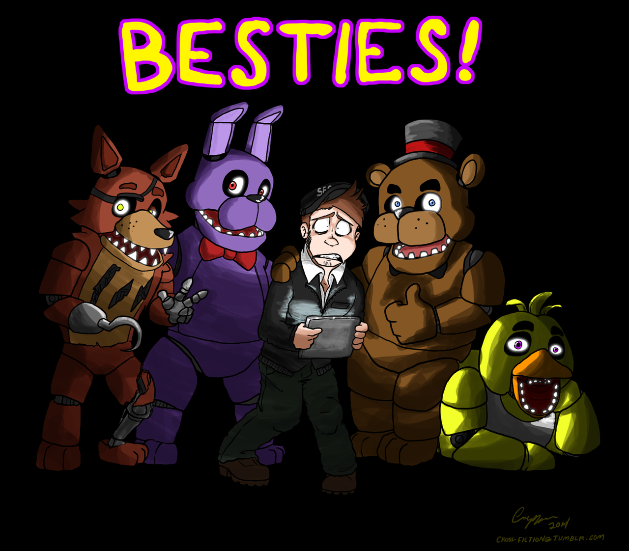 Play five nights at freddys 2 hacked a free online game