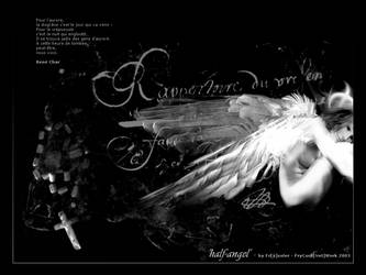 .:Half-Angel:. by frysoler