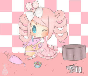 Contest entry: Cupcake-Kitty-chan