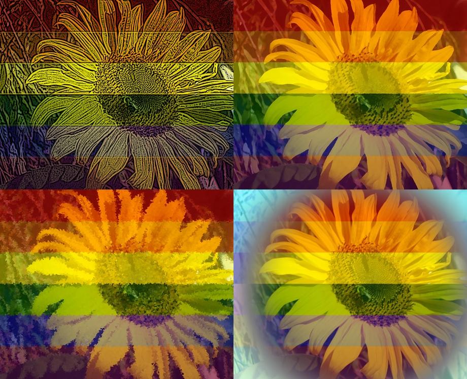 Facing the Sun by twixtnightandmorn