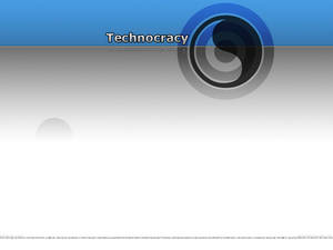 The Technogracy