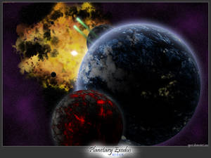 Planetary Exodus: Redux v1