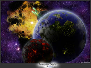 Planetary Exodus: Redux v2