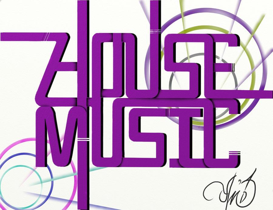 House music by bobmusaka on deviantart for House music art