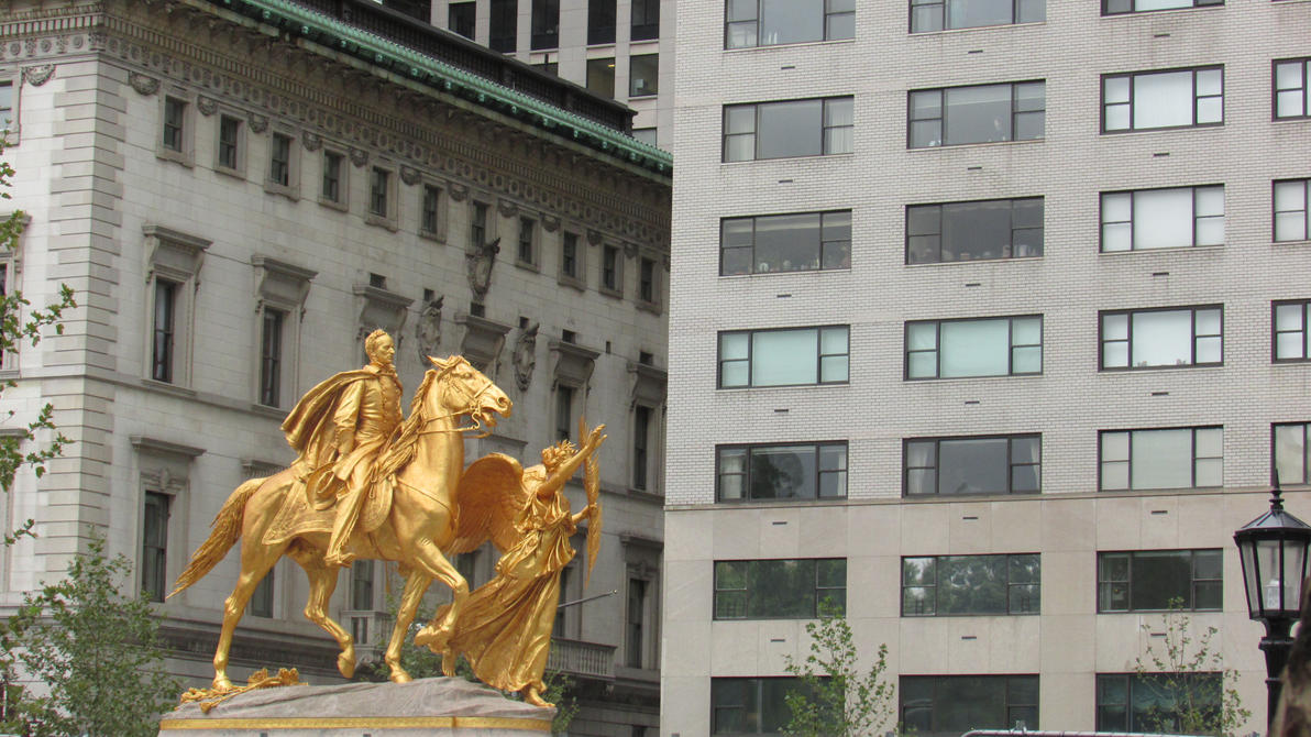 NYC Grand Army Plaza by bobmusaka