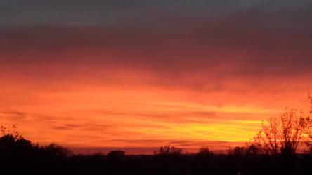 Burrning Twilight