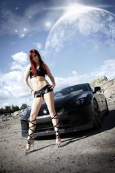 Nissan GT-R 25 by ShagStyle