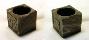 Candle Holder Dice