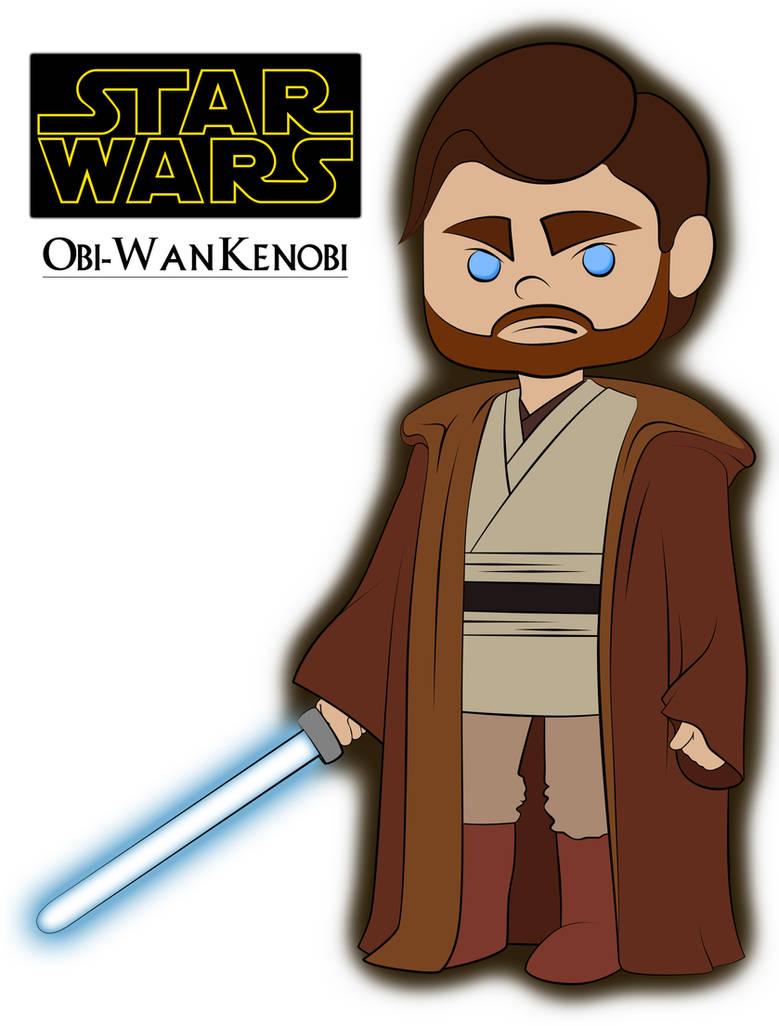 little Obi-Wan Kenobi