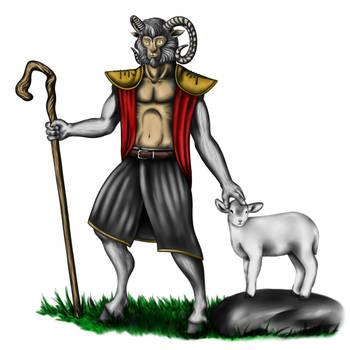 Chinese Zodiac - The Sheep
