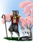 Chinese Zodiac - The Sheep 2