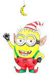 Minions - Christmas Bananaaaaa