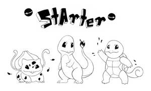 Pokemon Starter
