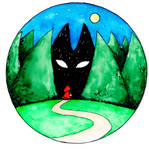Dark Forest - Red Cape