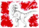 TRex red