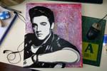 Elvis-Stencil 2