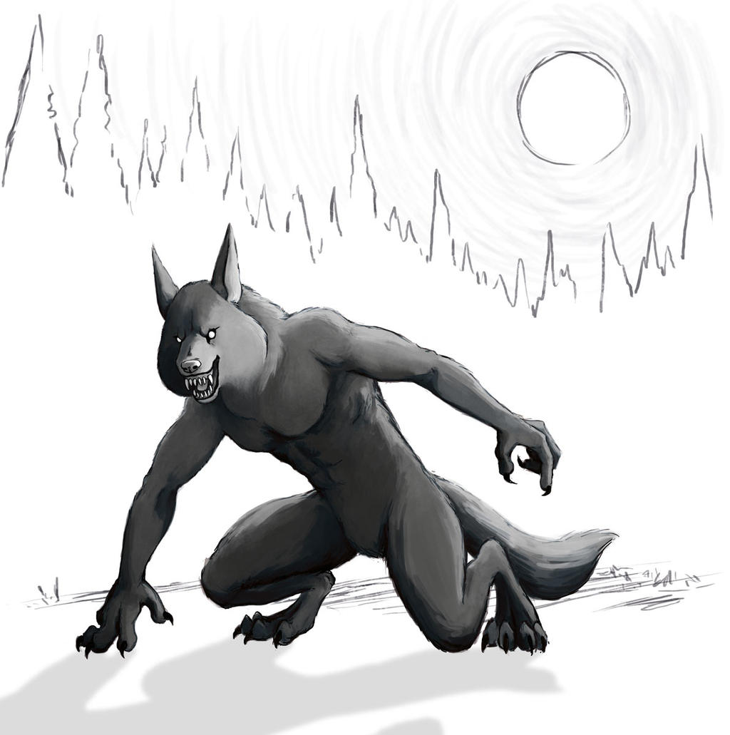 Werewolf - digital