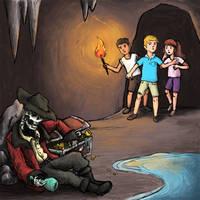 Jack and the Pirates treasure