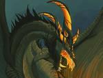 Dragon Paint