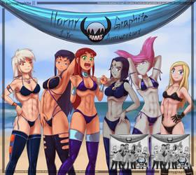 HornyGraphite's 1 Yr Anniversary - V4 by HornyGraphite