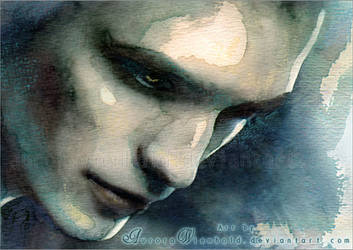 Edward Cullen by RoryonaRainbow