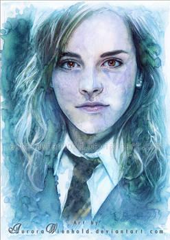 Hermione by RoryonaRainbow