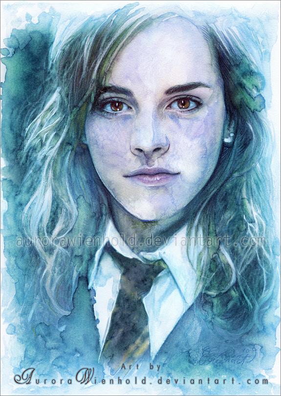 Hermione by AuroraWienhold
