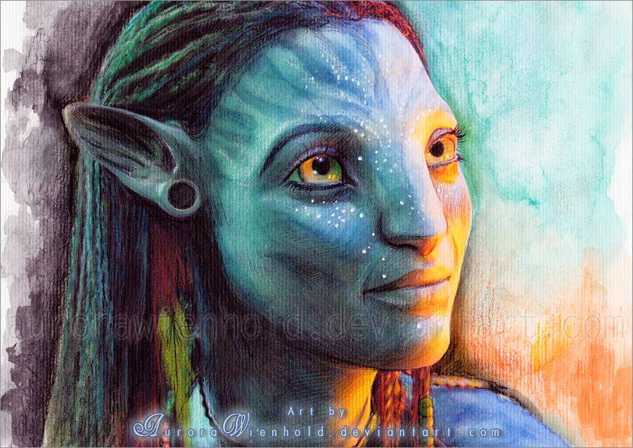 Neytiri by AuroraWienhold