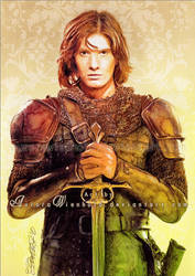 Prince Caspian by RoryonaRainbow