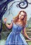 Burton's Alice in Wonderland