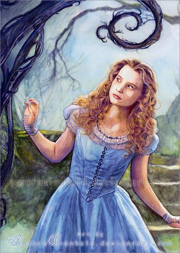 Alice dans Wonder Porn