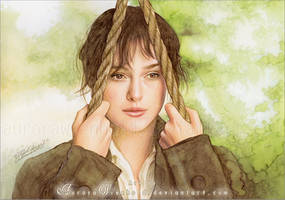 Keira Knightley by RoryonaRainbow