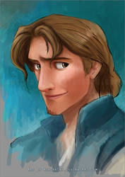 Flynn Rider by RoryonaRainbow