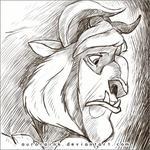 Beast by AuroraWienhold