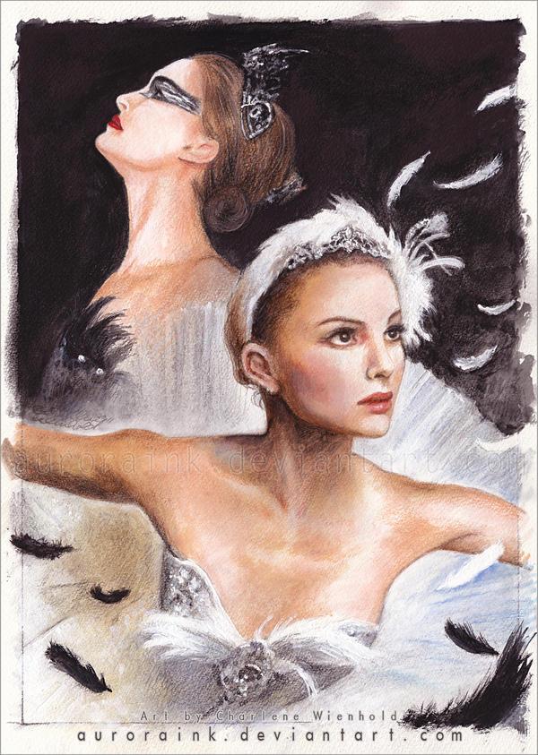 Black Swan by AuroraWienhold
