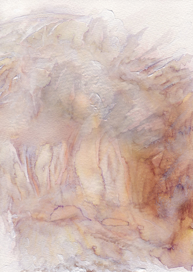 STOCK: Watercolor Texture 4 by AuroraWienhold