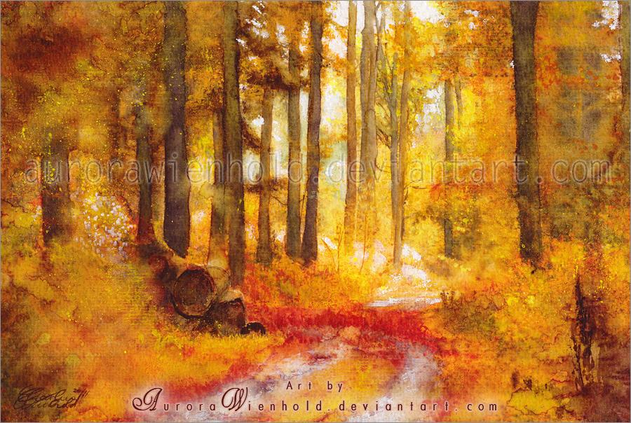 Dawning by AuroraWienhold
