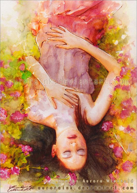 Field of dreams by AuroraWienhold