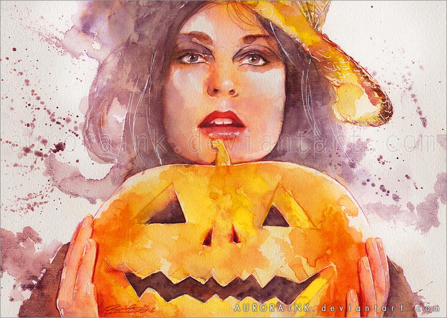 Halloween by AuroraWienhold