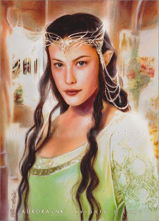 Arwen by AuroraWienhold