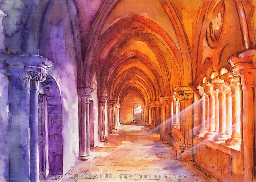 Heaven's light by AuroraWienhold